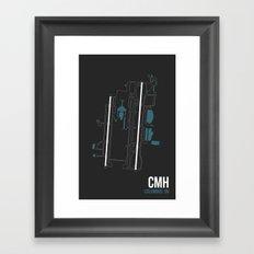 CMH Framed Art Print
