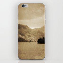 Lake George II iPhone Skin