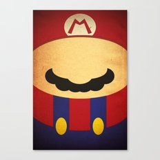 Minimal Player 1 Canvas Print