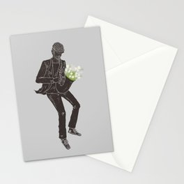 People's Music Stationery Cards