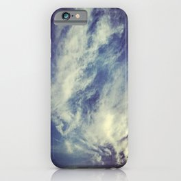 Mexican sky iPhone Case