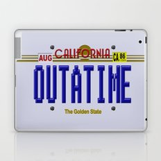 Back to the future California License Plat iPhone 4 4s 5 5s 5c, ipod, ipad, pillow case and tshirt Laptop & iPad Skin