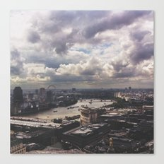 London Above Canvas Print
