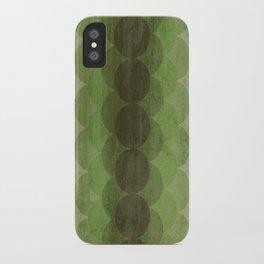Round & Round  iPhone Case
