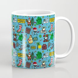 Have a Lekka Christmas - Blue Coffee Mug
