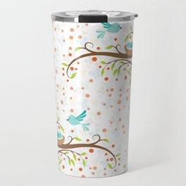birds nest Travel Mug