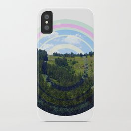 Busy Landing iPhone Case