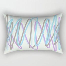 unknown swirl Rectangular Pillow