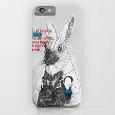 Politics iPhone 6s Slim Case