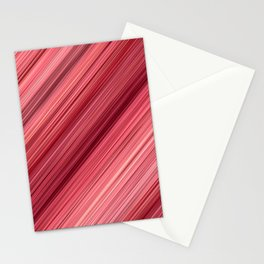 Ambient 33 in Red Stationery Cards