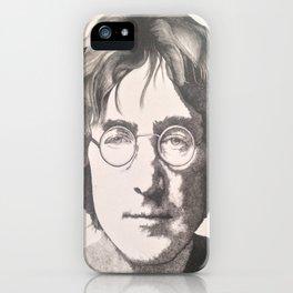 Imagine JL iPhone Case