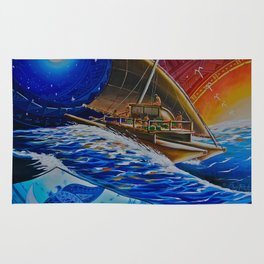 Voyager Ancient trails Rug