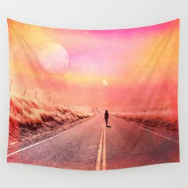 88' Highway Wall Tapestry