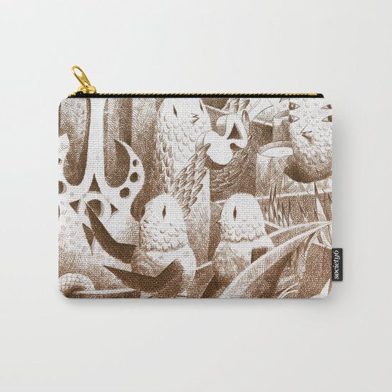 The Bay Carry-All Pouch