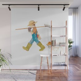 Junior Gardeners Wall Mural