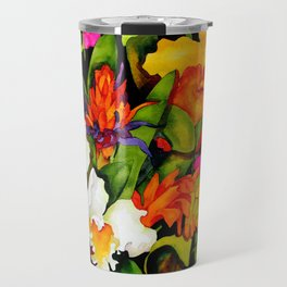 Tropical Exuberance Travel Mug