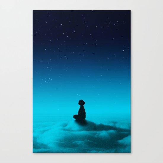 Cloud Rider Star Series Canvas Print