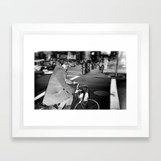 Rider Framed Art Print