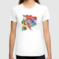 medusa T-shirts featuring Medusa by Gosia&Helena