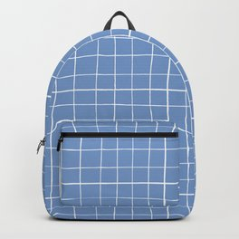 Wonky grid Backpack