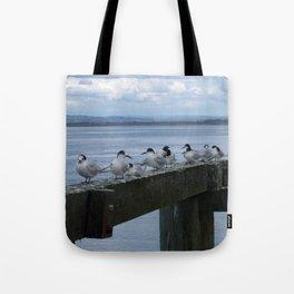 Auckland Birds  Tote Bag