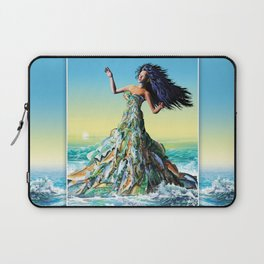 Fish Queen Laptop Sleeve