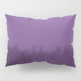 Purple Fog Pillow Sham