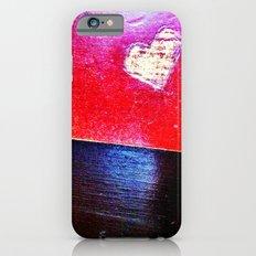 Food court heart. iPhone 6s Slim Case