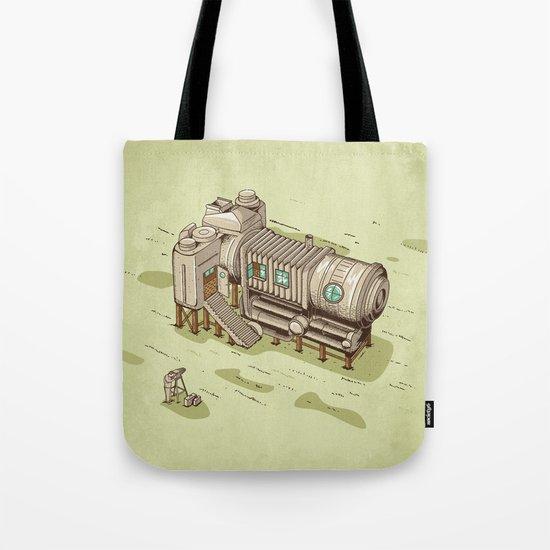 Cam Suite Tote Bag