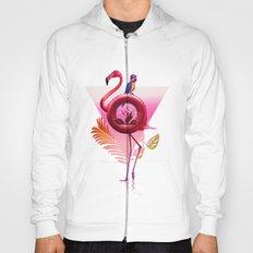 Flamingo Rider Hoody