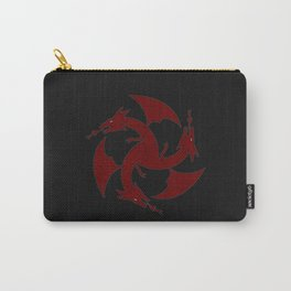 Fire and Blood Carry-All Pouch