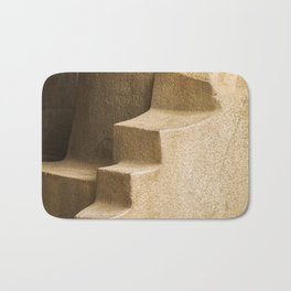 Ruins of Lost Incan City Machu Picchu Bath Mat