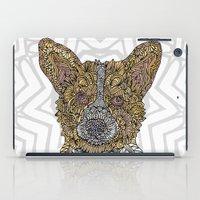 corgi iPad Cases featuring Welsh Corgi by ArtLovePassion