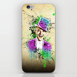Fred Astaire, new steps.  iPhone Skin
