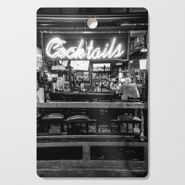 Cocktails Cutting Board