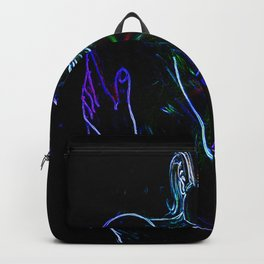 Language of the heart Backpack