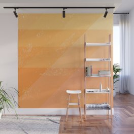 Sun Dragon Scales Wall Mural