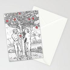 Adam & Eve Stationery Cards