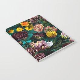 Botanical Multicolor Garden Notebook