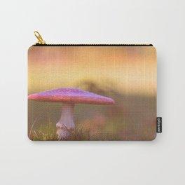 Fly agaric mushroom Carry-All Pouch