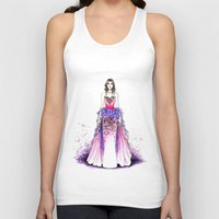 sparkle Tank Tops featuring Sparkle by Tania Santos