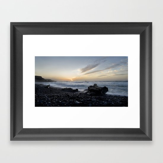 Fuerteventura 1 Framed Art Print
