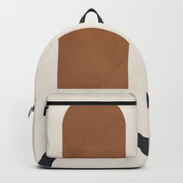 Geometric Modern Art 32 Backpack