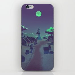 They stay with us iPhone Skin