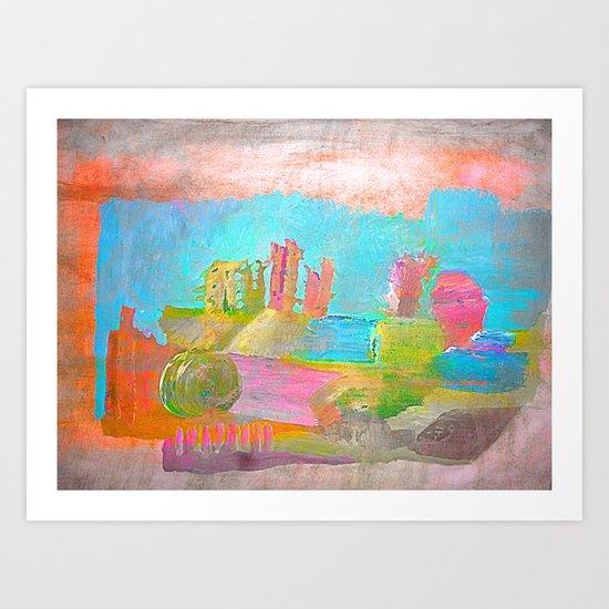 Bj15 Art Print