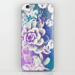 Echeveria iPhone Skin
