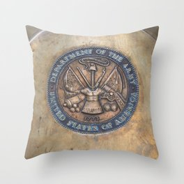 This We'll Defend  Throw Pillow