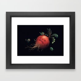Rabba Root Framed Art Print
