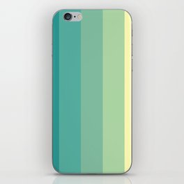 Color#1 iPhone Skin