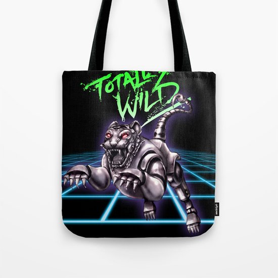 TOTALLY WILD Tote Bag
